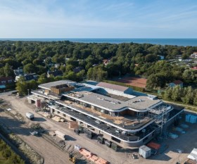 PROJECT IN THE SPOTLIGHTS: Hotel Breezand